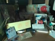 Joquines de fusta, literatura, pintura